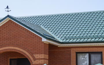 classic Tangmere metal roof design