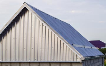 disadvantages of Tangmere corrugated roofing