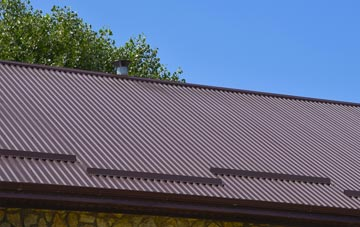 typical Tangmere corrugated roof uses
