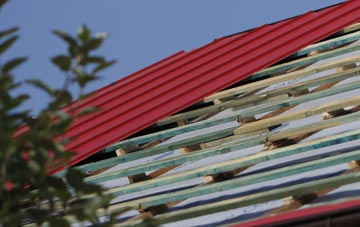 Tangmere corrugated roofing costs