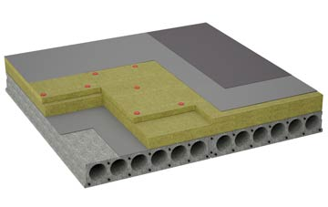 considerations of Tangmere flat roofing insulation