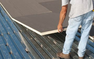 benefits of insulating Tangmere flat roofing