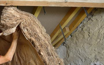 Tangmere pitched roof insulation costs
