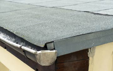 repair or replace Tangmere flat roofing?